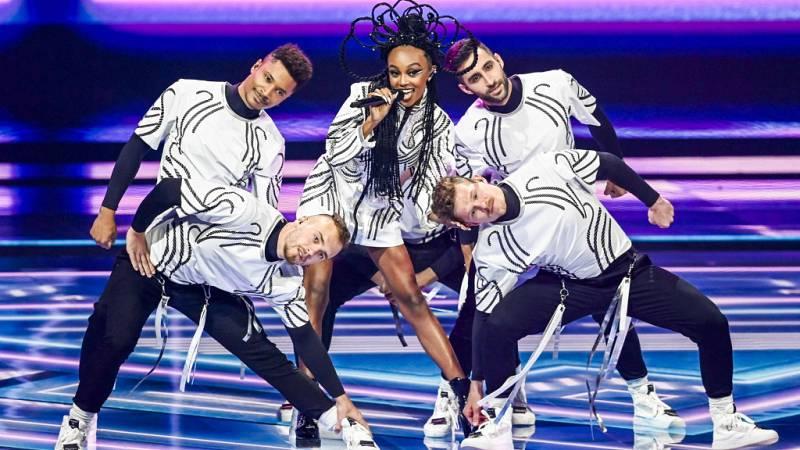 """Eurovisión 2021 - Israel: Eden Alene canta """"Set me free"""" en la primera semifinal"""