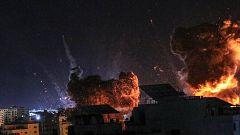 Décadas de políticas discriminatorias hacia palestinos y árabes israelíes desata la peor escalada bélica desde 2014
