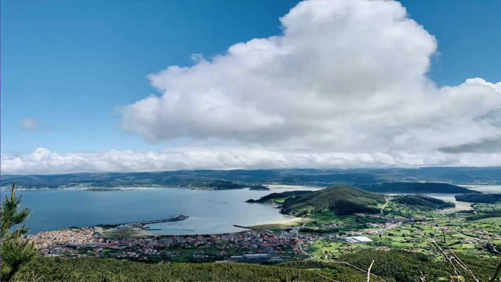 En Canarias, alisios localmente fuertes - ver ahora