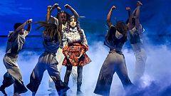 """Eurovisión 2021 - Rumanía: Roxen canta """"Amnesia"""" en la primera semifinal"""