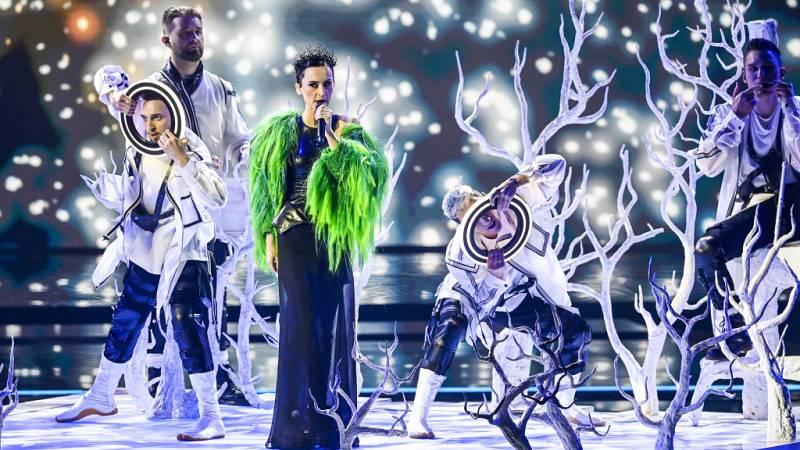 """Eurovisión 2021 - Ucrania: Go_A canta """"Shum"""" en la primera semifinal"""