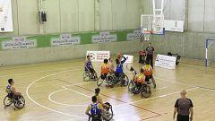 Baloncesto en silla de ruedas - Liga BSR División de Honor. Resumen jornada 21