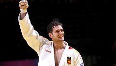 "Sherazadishvili: ""Si salgo bien en Tokio, no me va a ganar nadie"""