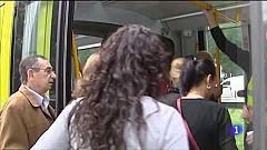 Se cumplen diez años desde que el tranvía de Jaén dejara de circular