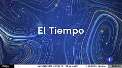 El tiempo en Castilla y León - 20/05/21