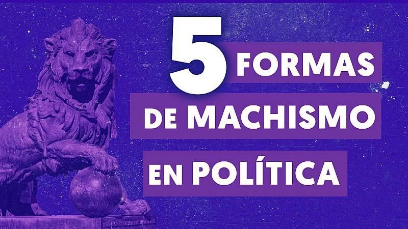 De las redes sociales al Congreso: cinco formas de machismo persistente en política