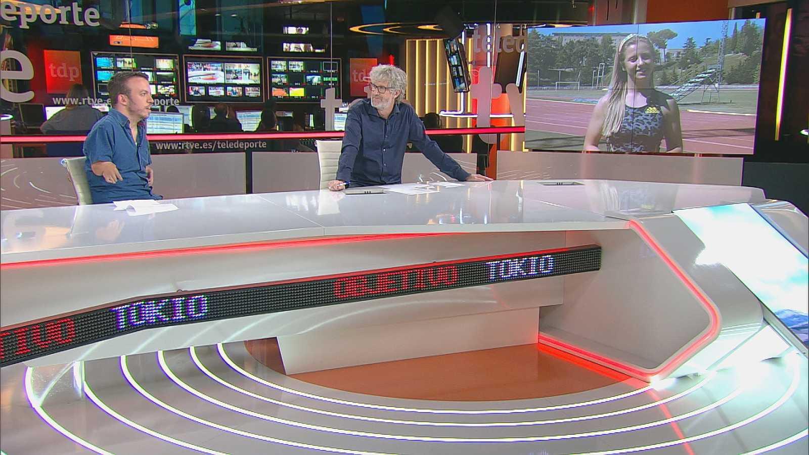 Objetivo Tokio - Programa 159 Paralímpicos: Desirée Vila Bargiela, atleta - ver ahora