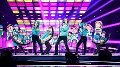 Eurovisión 2021 - Eurovision Song Contest 2021: Segunda Semifinal