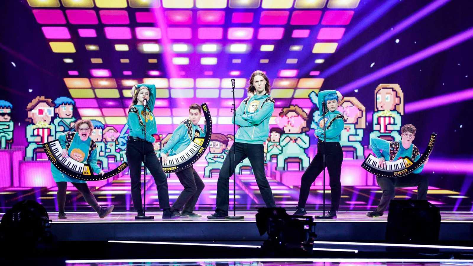 Eurovisión 2021 - Eurovision Song Contest 2021: Segunda Semifinal - ver ahora