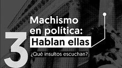 Machismo en política: ¿qué insultos o comentarios despectivos escuchan las diputadas?
