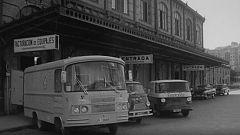 El fin de la estación madrileña de Delicias (1969)