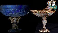 Guardianes del Patrimonio - En 1918, los ladrones robaron piezas del Tesoro del Delfín del Museo del Prado