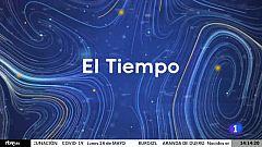 El tiempo en Castilla y León - 21/05/21