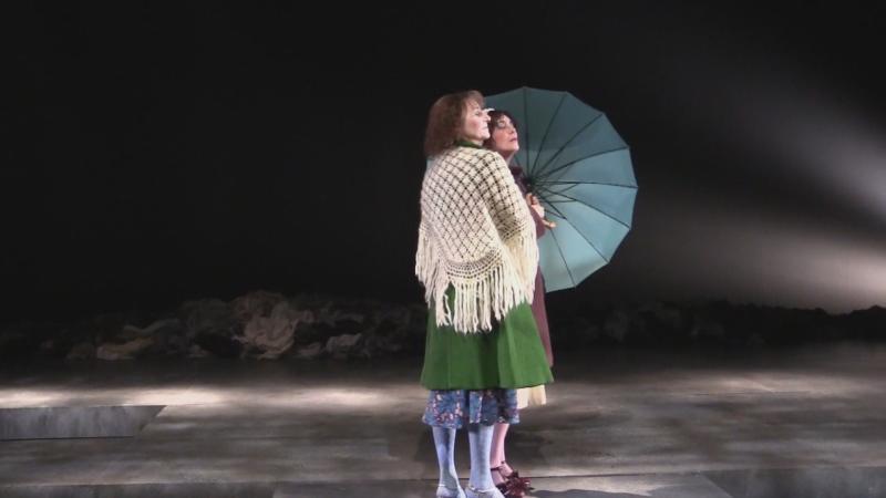 'Dos en punto': recuperar a Las Marías de Santiago con una obra teatral