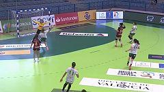 Balonmano - Copa de la Reina. 1/4 final: BM Elche visitelche.com - KH-7 Granollers