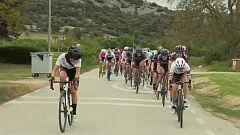 Ciclismo - Vuelta ciclista a Burgos Féminas. 2ª etapa