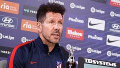 """Simeone: """"En un partido todo es posible. Es una final"""""""