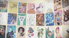 Ilustradoras ilustradas en Canarias