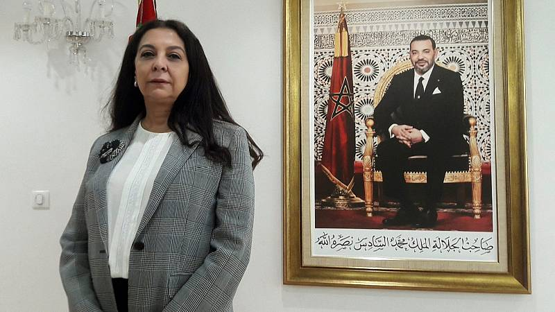 """La embajadora de Marruecos: """"España ha optado por la opacidad para actuar a espaldas de Marruecos, acogiendo a un criminal"""""""