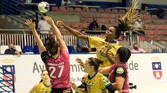 Balonmano - Copa de la Reina. 1/4 final:  Rocasa Gran Canaria - Aula Alimentos Valladolid