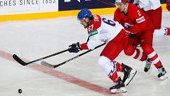 Hockey sobre hielo - Campeonato del Mundo: Rusia - República Checa