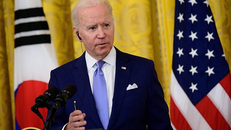 Biden apuesta por la solución de los dos Estados como salida al conflicto entre Israel y Palestina