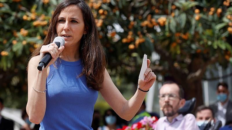 Belarra presenta su candidatura para liderar Podemos