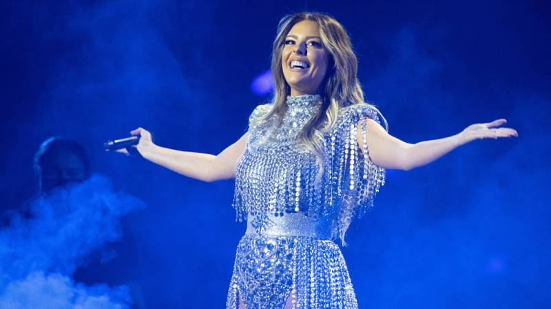 """Eurovisión 2021 - Albania: Anxhela Peristeri canta """"Karma"""""""