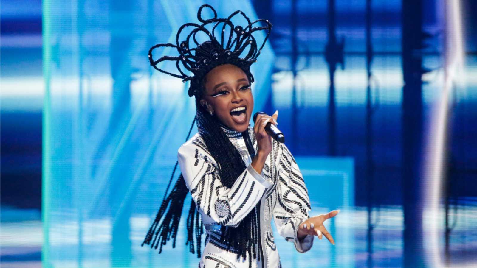 """Eurovisión 2021 - Israel: Eden Alene canta """"Set me free"""""""