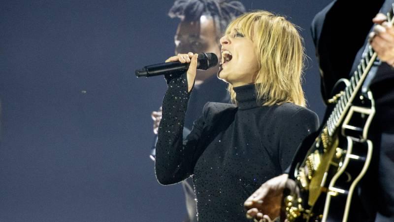 """Eurovisión 2021 - Bélgica: Hooverphonic canta """"The wrong place"""""""