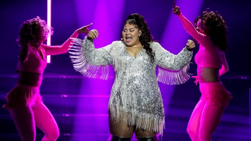 """Eurovisión 2021 - Malta: Destiny canta """"Je me casse"""""""