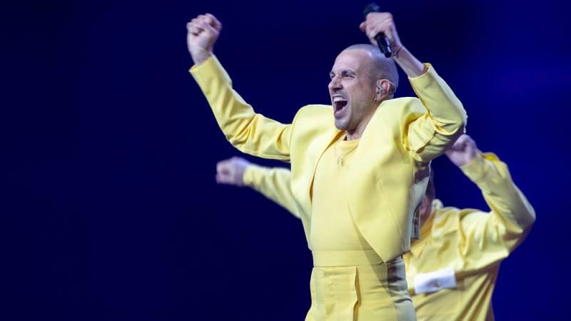 """Eurovisión 2021 - Lituania: The Roop canta """"Discoteque"""""""