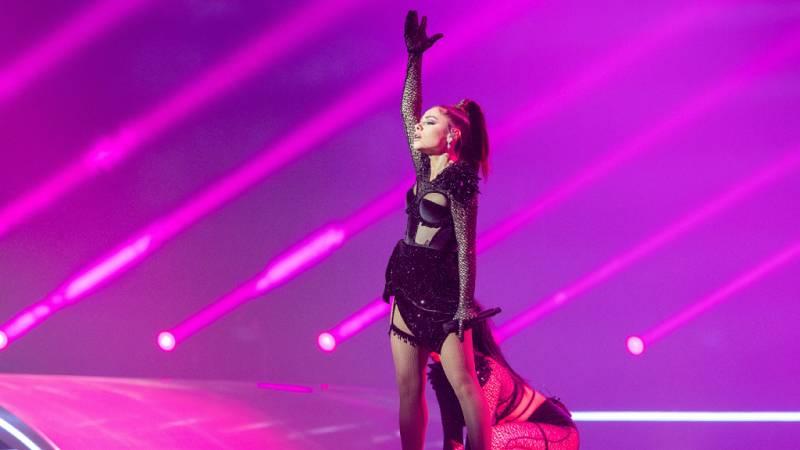 """Eurovisión 2021 - Azerbaiyán: Efendi canta """"Mata Hari"""""""