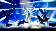 """Eurovisión 2021 - Noruega: TIX canta """"Fallen Angel"""""""