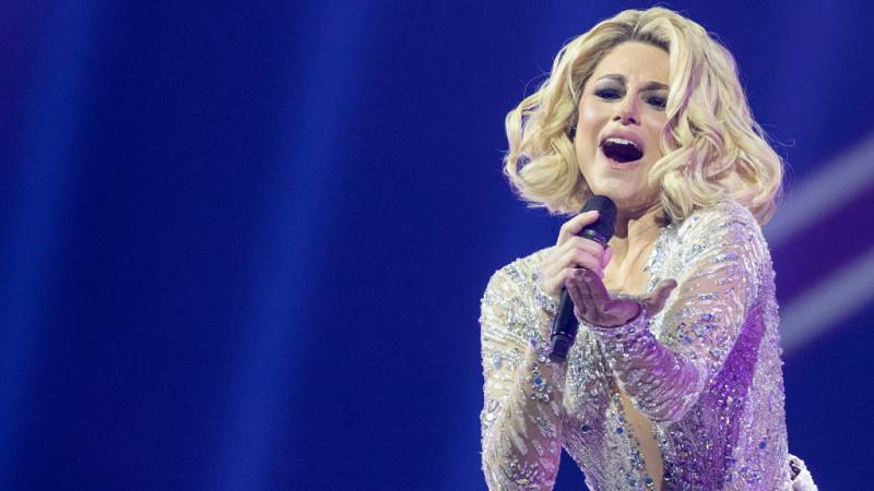 "Eurovisión 2021 - Moldavia: Natalia Gordienko canta ""Sugar"""