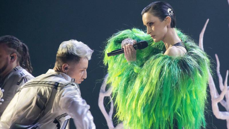 """Eurovisión 2021 - Ucrania: Go_A canta """"Shum"""""""