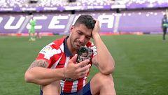 Las lágrimas de Suárez tras el menosprecio del Barça