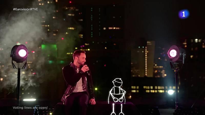 Eurovisión 2021 - Antiguos ganadores del festival actúan en la 65. º edición del festival