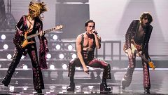 """Eurovisión 2021 - Italia gana con la canción """"Zitti e buoni"""""""