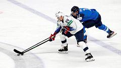 Hockey sobre hielo - Campeonato del Mundo: Finlandia - EE.UU.