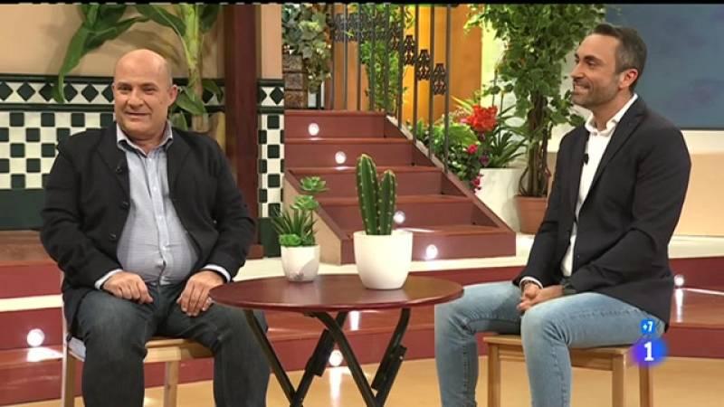 TVE habla con Cipriano Almeida y Raúl Arencibia - 23/05/2021