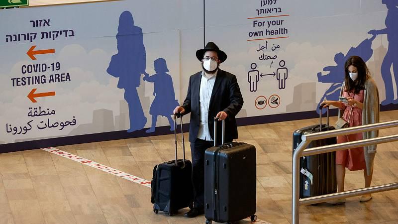 Israel reabre sus fronteras al turismo en el tercer día de tregua