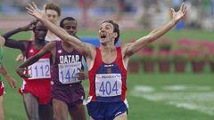 'Orgullo de medalla' recuerda el oro de Fermín Cacho en Barcelona 92