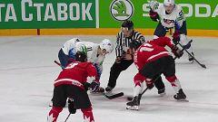 Hockey sobre hielo - Campeonato del Mundo: Canadá - EE.UU.