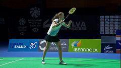 Bádminton - Spain Masters. Final individual femenina: Putri Kusuma Wardani - Line Christophersen