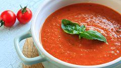 Receta tradicional: sopa de tomate de Cordobilla