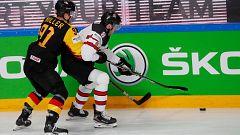 Hockey sobre hielo - Campeonato del Mundo: Alemania - Canadá