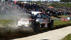 WRC - Campeonato del Mundo. Resumen Rally de Portugal