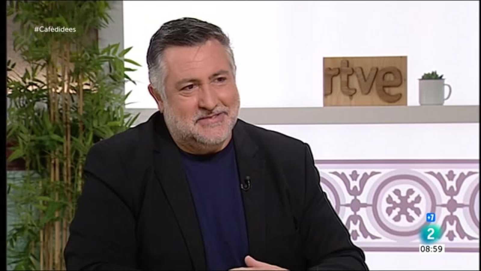 """Cafè d'idees - Joan Puigcercós: """"És molt difícil culminar la independència en 4 anys"""""""