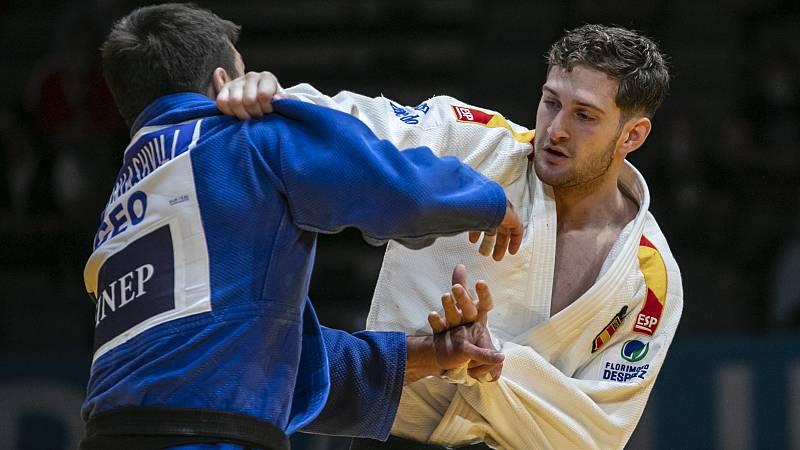 Sherazadishvili sueña con el oro olímpico en Tokio 2020